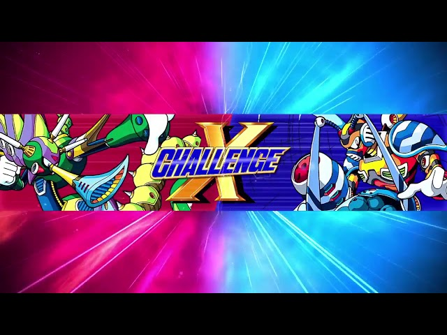 X Challenge Vol.2 Stage 5 [Hard] [COMMENTATED] - Mega Man X Legacy Collection 2