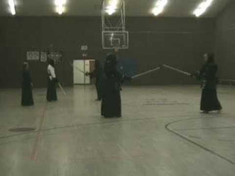 WKD Kendo Practice extended 1