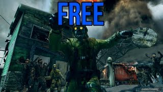 PS3 Nuketown Zombies Black Ops 2 (How To Get Nuketown Zombies)
