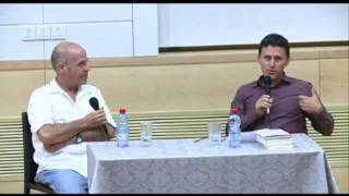 Meir Shalev and Evan Fallenberg: Writing, Translating and What Lies Between