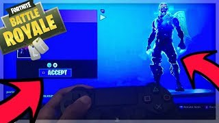 GET AGORA SKIN GALAXY WINTS NOT FORTNITE EASY AND FAST