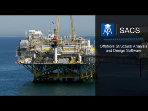 SACS Offshore Structural Analysis and Design Software