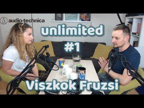 Unlimited #1 -  Viszkok Fruzsi #youtube