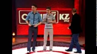 Нурлан Чукеев, Евгений Шворнев Comedy Club KZ (Шерлок Холмс)