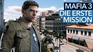 Mafia 3: Wir spielen los - 18 Minuten Gameplay aus der PS4-Version
