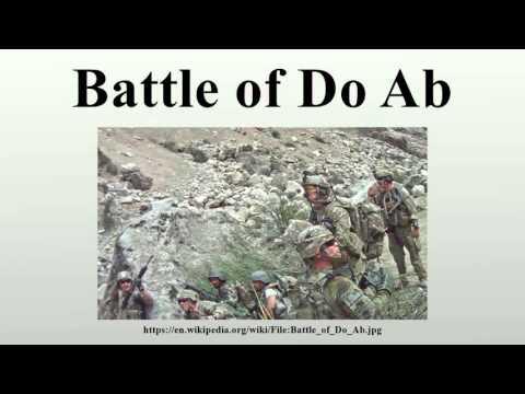 Battle of Do Ab