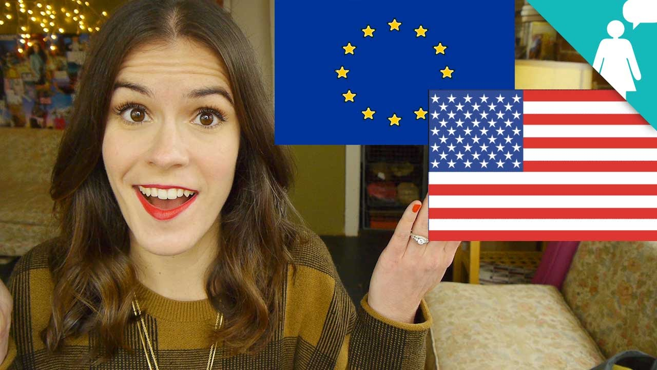 Dating in europe vs america