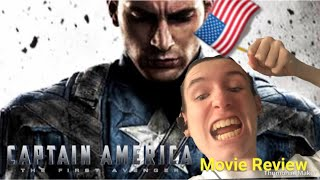 Captain America: The First Avenger- Movie Review