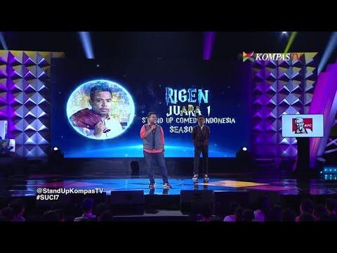 Rigen: Juara yang Gagal (Grand Final SUCI 7)