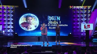 Rigen: Juara yang Gagal (Grand Final SUCI 7)