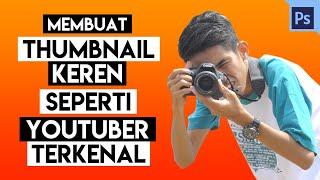 Cara Membuat Thumbnail Youtube Menggunakan Adobe Photoshop | Inspirasi Think Media | Ep. 7