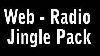 Deutsche Radio Jingles Pack / Nur Voice + FX