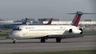 Delta Air Lines McDonnell Douglas DC-9-51 [N784NC] O