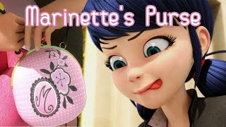 How I made: Marinette's Purse