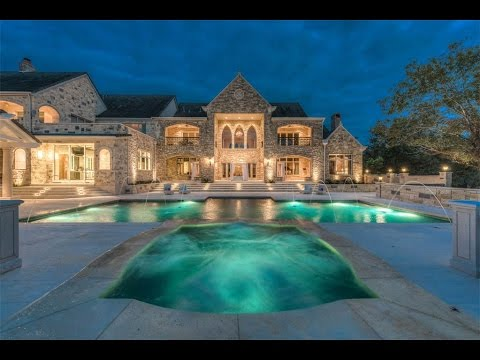 European Castle Inspired Home in Austin, Texas