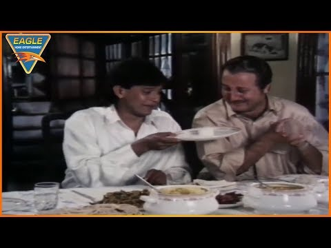 Pyar Hua Chori Chori Hindi Movie || Mithun Chakraborty & Anupam Kher Comedy Scene || Eagle Entertain