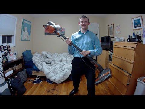 Shark Rocket Ultra-Light Corded Bagless Vacuum HV302 Review