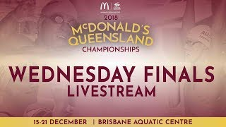 Day 5 Wednesday Finals - 2018 McDonalds QLD Championships