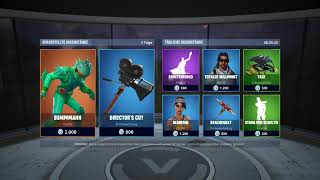 new skins! Fortnite shop 25.05.2018