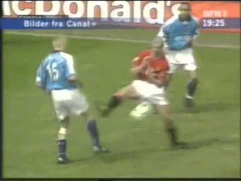 Roy Keane / Alf Inge Haaland Incident