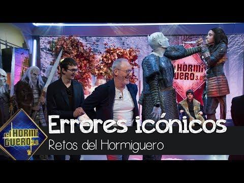 Melendi juega a Tocado y electrocutado - El Hormiguero 3.0 from YouTube · Duration:  3 minutes 27 seconds