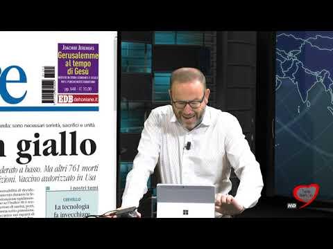 I giornali in edicola - la rassegna stampa 12/12/2020