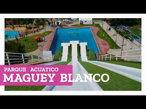 Maguey Blanco parque acuático en Ixmiquilpan Hidalgo   El Andariego