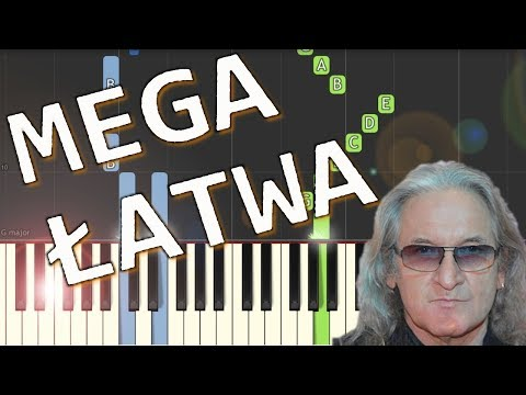 🎹 Autobiografia (Perfect) - Piano Tutorial (MEGA ŁATWA wersja) 🎹