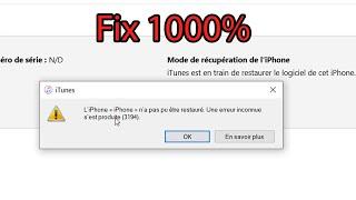 Fix iTunes Error 3194 How to Fix Error 3194 while Restoring or Updating iPhone iPad.In between resto.