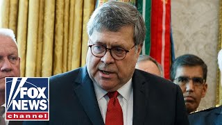 AG Bill Barr set to decide whether or not the Mueller report will be released to the public