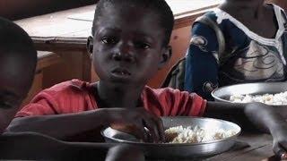 World food programme in aiuto dei bambini affamati in Centrafrica