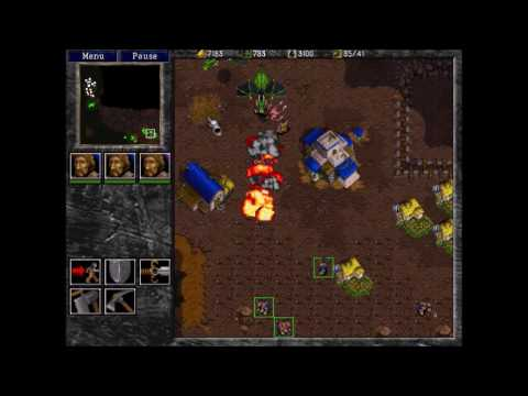 Warcraft II: Beyond the Dark Portal. Humans 7