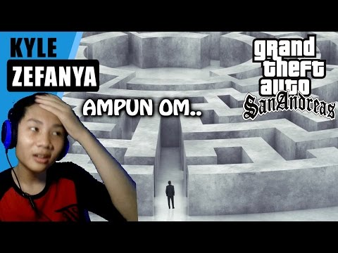 LABIRIN MENGERIKAN [?] – Grand Theft Auto Extreme Indonesia (DYOM#92)