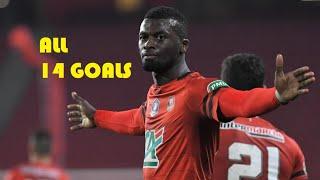 M'baye Niang - All 14 Goals - 2018/2019