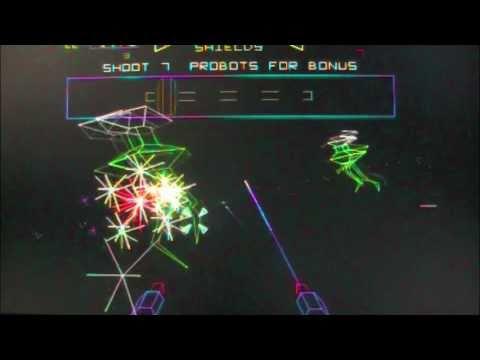 Atari The Empire Strikes Back Arcade Review