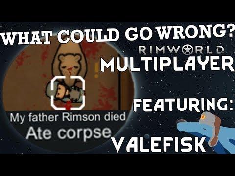 Valefisk & Rimmy Face the Viet Cong - Rimworld Multiplayer Mod
