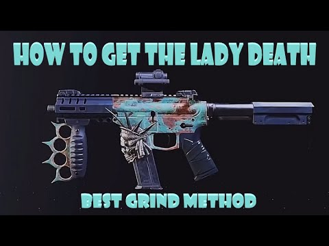 How to get the Lady Death!!! - Tom Clancy's The Division 2  