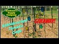GIVEAWAY! Kaleidoscope Tomato Cage by Gardener's Supply Company!