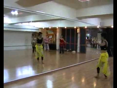 Nava Aharoni masterclass belly dance