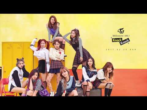TWICE (트와이스) Knock Knock MP3/FULL AUDIO