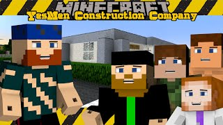 Minecraft SMP | YesMen Construction Company | #4 YESMEN OFFICES