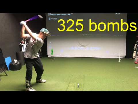 Long Drive Contest - (Junior golf life vs MADE2GOLF)