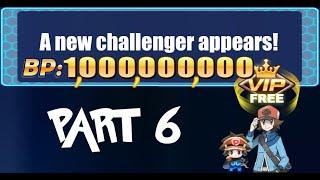 Pokemon Mega: 1 billion+ BP Free Player Update