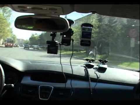 Тест видеорегистраторов и радар-детекторов