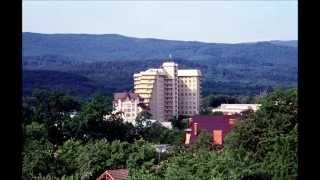 видео Город-курорт Трускавец