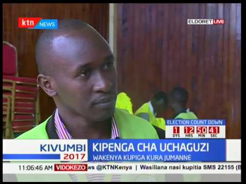 IEBC makes final election preparations in Eldoret part 2
