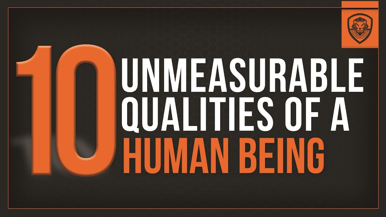 Unbiased List of Human Qualities With Positive and Negative Traits