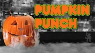 Pumpkin Punch - Drinking Made Easy