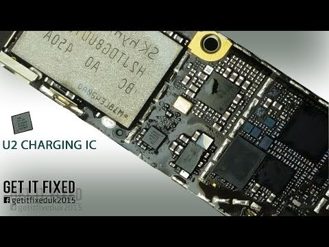 iphone not working ايفون 6 تغيير ايسي شحن iphone 6 change ic charge 12090