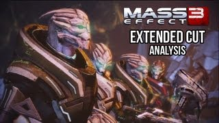 ME3: Extended Cut Analysis + Leviathan DLC